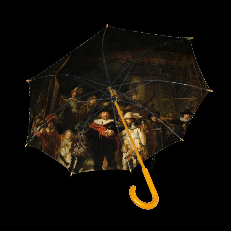 Order Rembrandt Night Watch Umbrella At Amstory Nl En