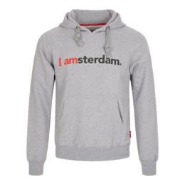 I amsterdam The Classic Hoodie, grey