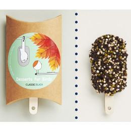 Desserts for Birds - Classic Black bird food ice cream