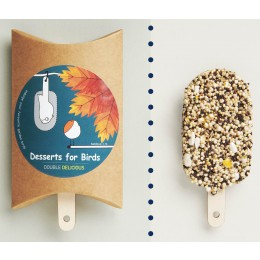 Desserts for Birds - bird food Double Delicious