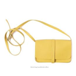 Keecie Lunch Break shoulder bag yellow