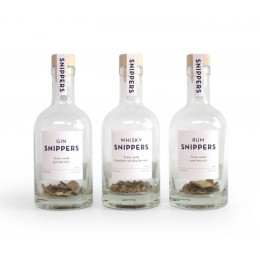 Snippers whisky, gin or rum you can easily make yourself