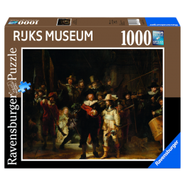 Gift idea: Night Watch jigsaw puzzle Rijksmuseum