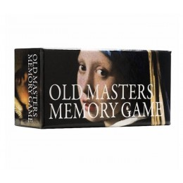 Order your Old Masters Memory by Bis Publishers from shop.holland.com