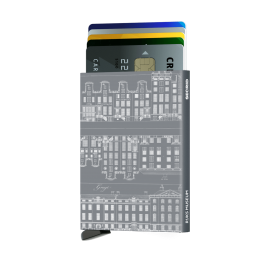The Secrid Cardprotector can accommodate up to 6 cards