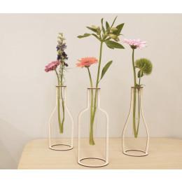 Bottle vases  - lasercut