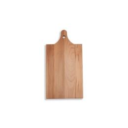 I amsterdam houten GRIP serveerplank met halsgevel