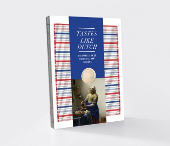 Book Tastes Like Dutch, an Impression of Dutch Culinary Culture