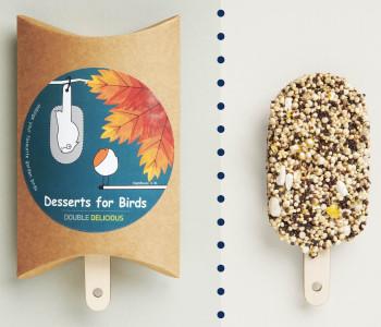 Desserts for Birds - vogel voer Double Delicious