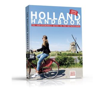 Holland Handboek; de onmisbare gids over Nederland - leuk cadeau voor expats