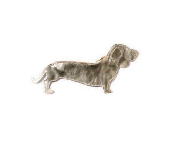 Etui Good Dog van het Nederlandse merk Keecie: een lief zwart hondje