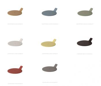 Lunedot Base Plate S 10 cm ø in 8 kleuren koop je bij shop.holland.com - de webshop voor Dutch Design cadeaus