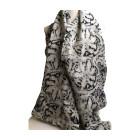 Kunst sjaal Rembrandts kant