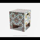 Dutch Design kruk Tiles