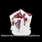 Hendrik' Vouwvaas met strik Tulpen – Jacob Marrell