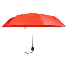 Kleine paraplu, opvouwbaar, 100 cm, rood