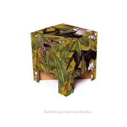 Dutch Design Chair green leaves is een botanic design bestel je bij shop.holland.com