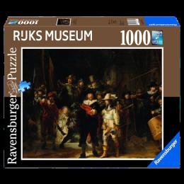 Cadeautip: Een prachtige paraplu met een afbeelding van De Nachtwacht van Rembrandt van Rijn eronder