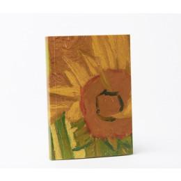 Sfeervol cadeau en bijzonder relatiegeschenk - notitieboekje A5 met lijntjes