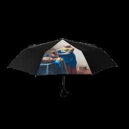 Vouwparaplu Melkmeisje van Vermeer bij Holland Design & Gifts