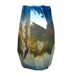 Pols Potten vaas Graphic Luster veelkleurig glas, bijzonder cadeau