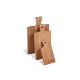 I amsterdam houten serveerplank, fietsongeluk S, M of L