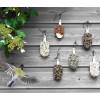 Hang Desserts for Birds aan je balkonrand, in de boom of aan de muur en geniet nog meer van de natuur om je heen.