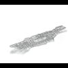 Leuk cadeau: Metrobowl schaal New York in aluminium