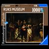 Die Nachtwache 1000 Teile Puzzle - Rijksmuseum