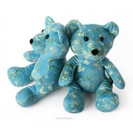 Geschenkidee: Teddybär Mandelblüte von Van Gogh
