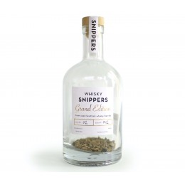 Snippers Whisky Grand Edition 70 cl - eine große Flasche