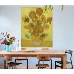IXXI Sonnenblumen von Van Gogh - Wanddekoration