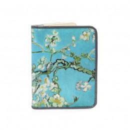 Van Gogh Reisepasshülle Mandelblüte