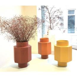 Spicy Jar Vase von Geke Lensink in 3 Farben unter amstory.nl
