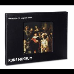 Magnettafel die Nachtwache von Rembrandt van Rijn kaufen Sie online bei shop.holland.com
