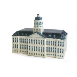 Miniatur Palast auf dem Dam Delfter Blau KLM Häuschen
