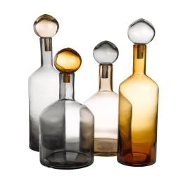 4 Zierflaschen von Pols Potten