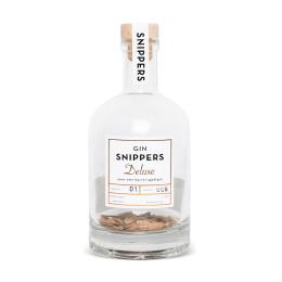 Snippers Gin deluxe 70 cl - eine große Flasche